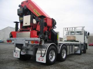 Truck Crane Specialists Hiab Palfinger Terex